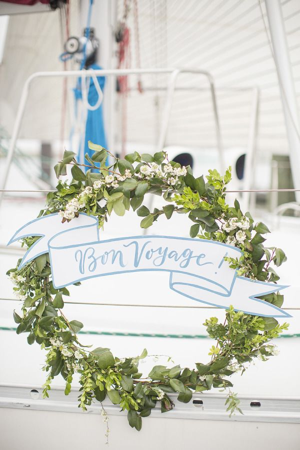 Bon Voyage: http://www.stylemepretty.com/2015/06/23/nautical-details-for-your-summer-wedding/