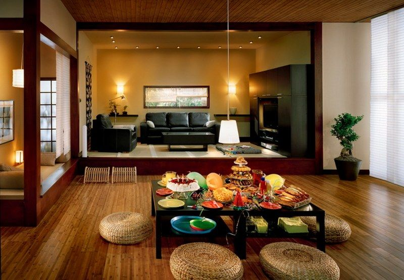 Modern Asian Interior Design Oriental Interior Decorating Ideas