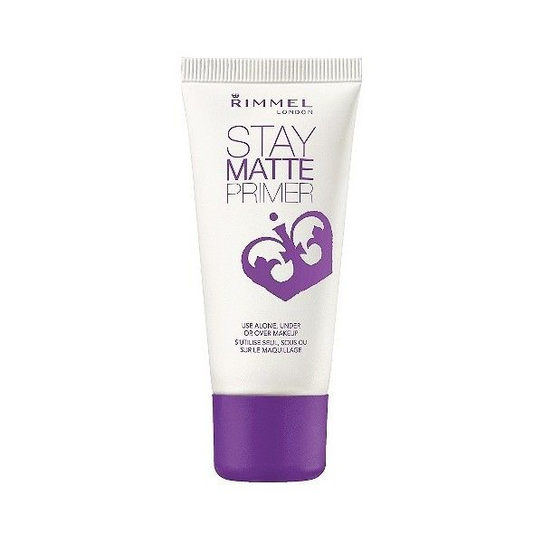 Rimmel Stay Matte Primer (8.51 CAD) ❤ liked on Polyvore featuring beauty products,