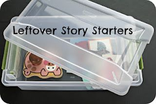 Little Moments: Leftover Story Starters