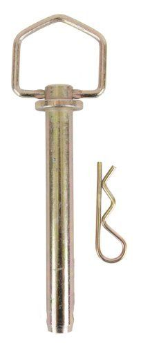 Koch 4012223 Swivel Handle Forged Hitch Pin, 1/2 by 6-1/4-Inch by