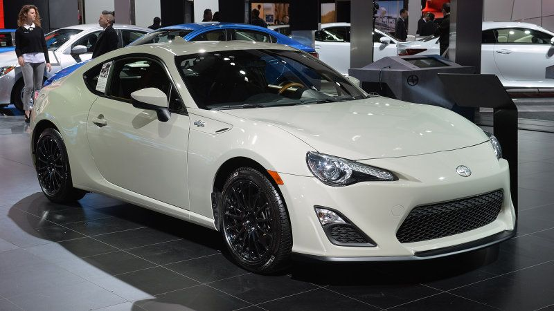 The 2016 Scion Fr S Release Series 2 0 Outfits Limited Editon Coupe With A Subdued Body Kit And More Luxurious Interior