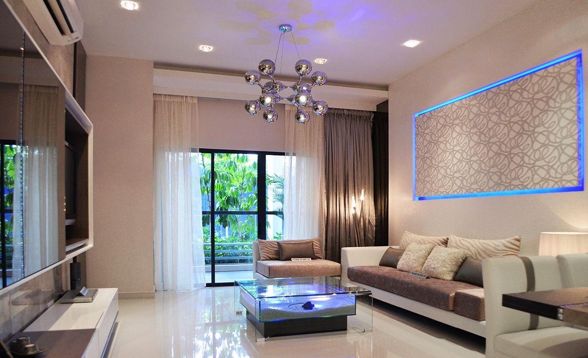 RENOF | Gallery | The Arch: Fortune Perdana Condominium (Show Unit)