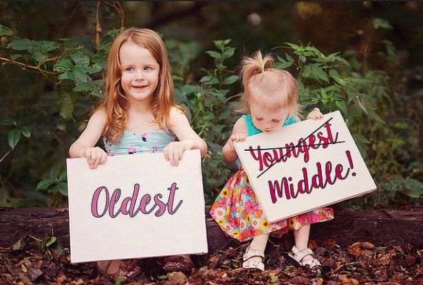 Pregnancy Announcement Trio: 24 Adorable Sibling Pregnancy Announcements
