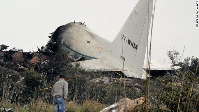 1 Survivor At Least 77 Dead In Algerian Military Plane