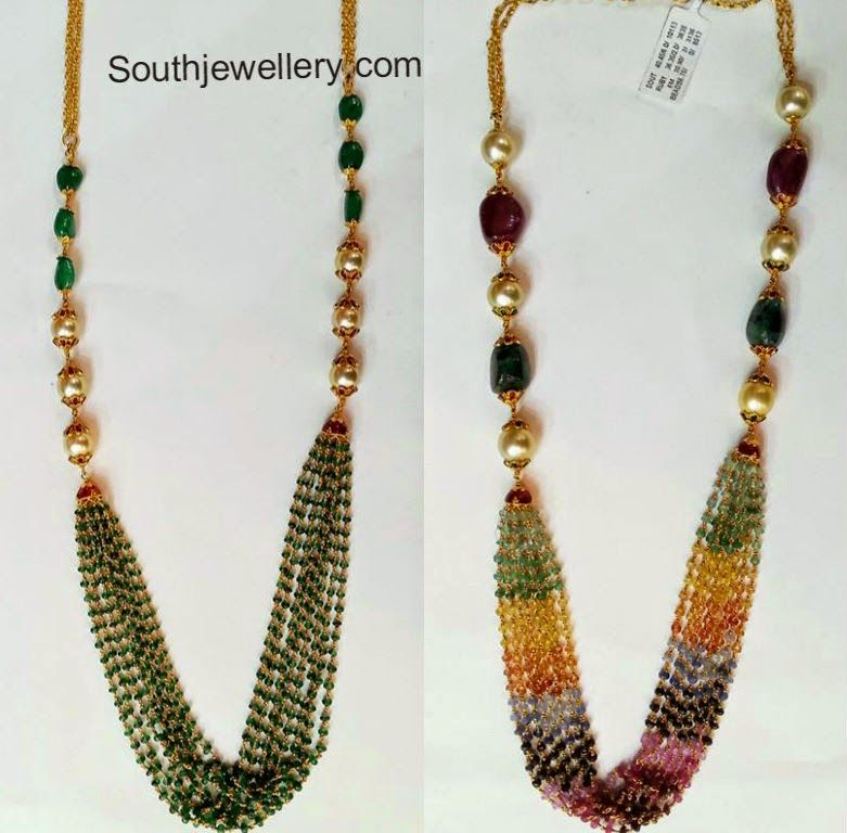 beads jewellery designs - Google Search