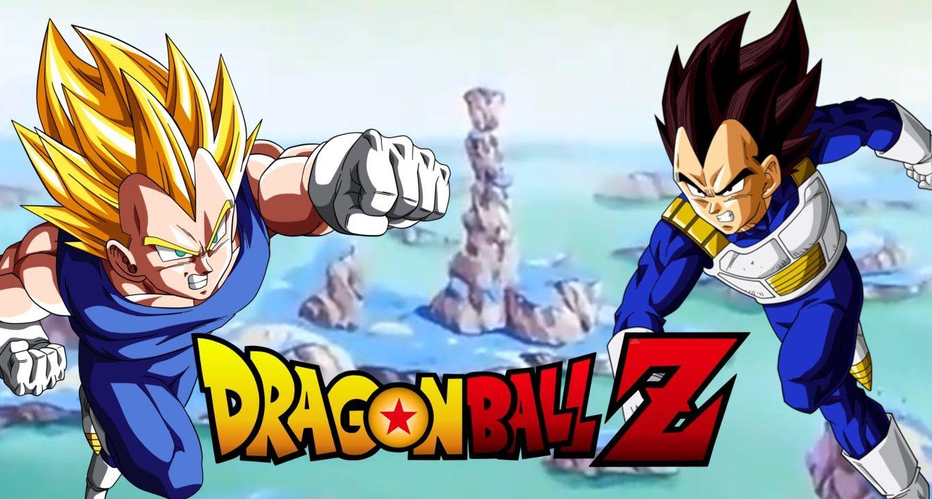 VEGETA VS VEGETA Dragon Ball Fierce Fighting Dragon