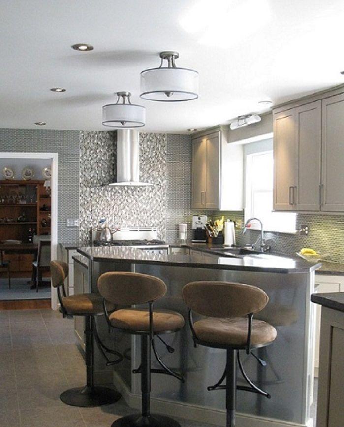 Sophisticated Modern Kitchen