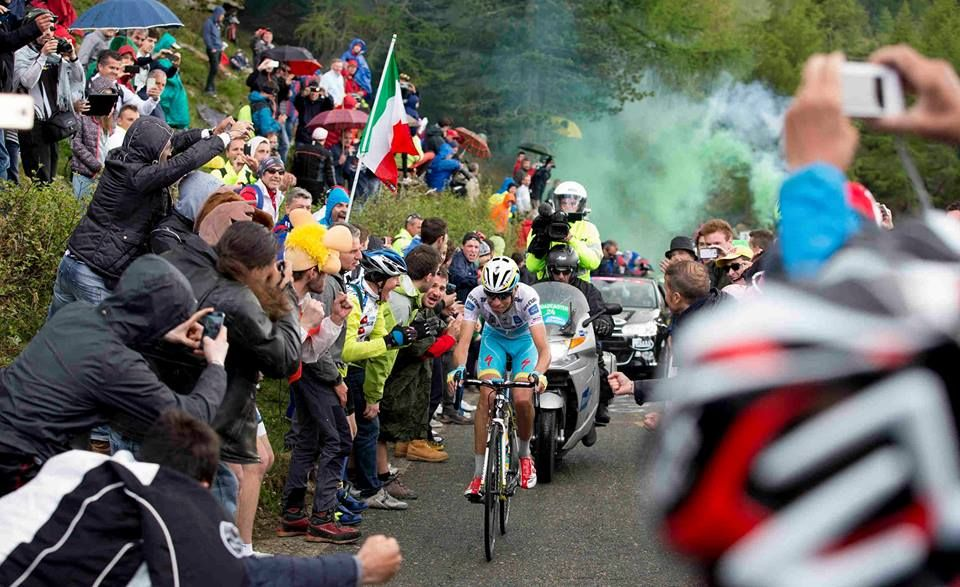 VélO2maX — Giro d'Italia 2015 stage 16: Landa!