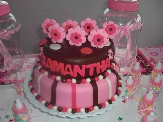 Torta babyshower de mi nieta!!
