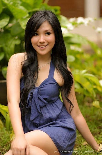 Model Seksi From Indonesia Hot Model Seksi Cantik