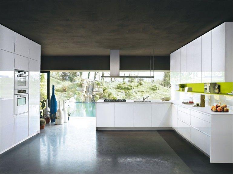 Cucina componibile ORANGE by Snaidero | Kitchen | Pinterest ...
