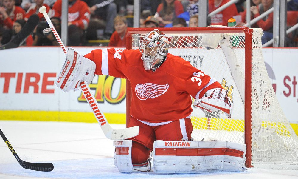 Are the Detroit Red Wings Just a One-Man Show? = As the NHL season nears the three-quarter point, the Detroit Red Wings are comfortably on pace to extend their postseason streak to 26 seasons. Their 29-19-9 record has them in second place in the Atlantic Division, and they've got.....