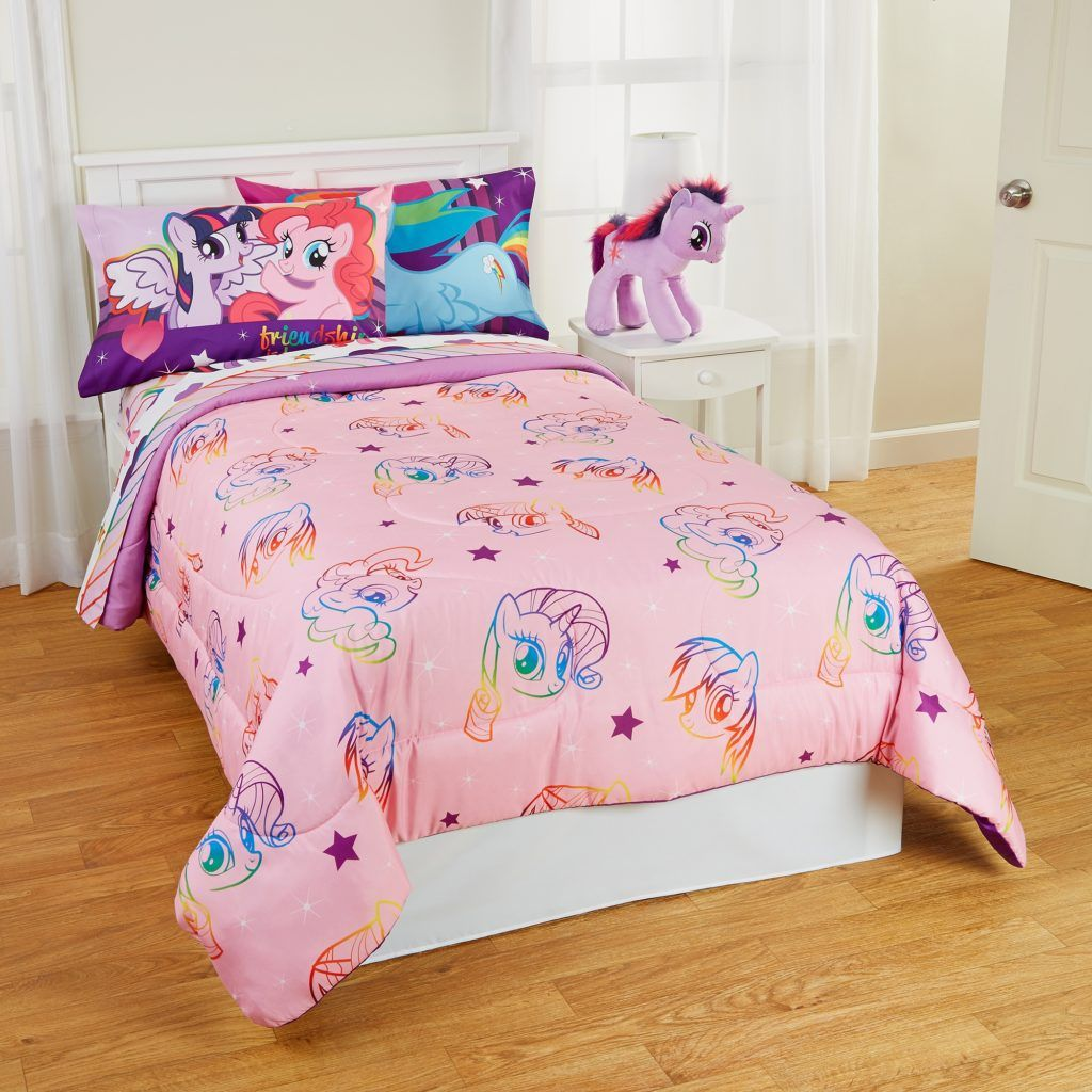 Beau My Little Pony Bedroom Set