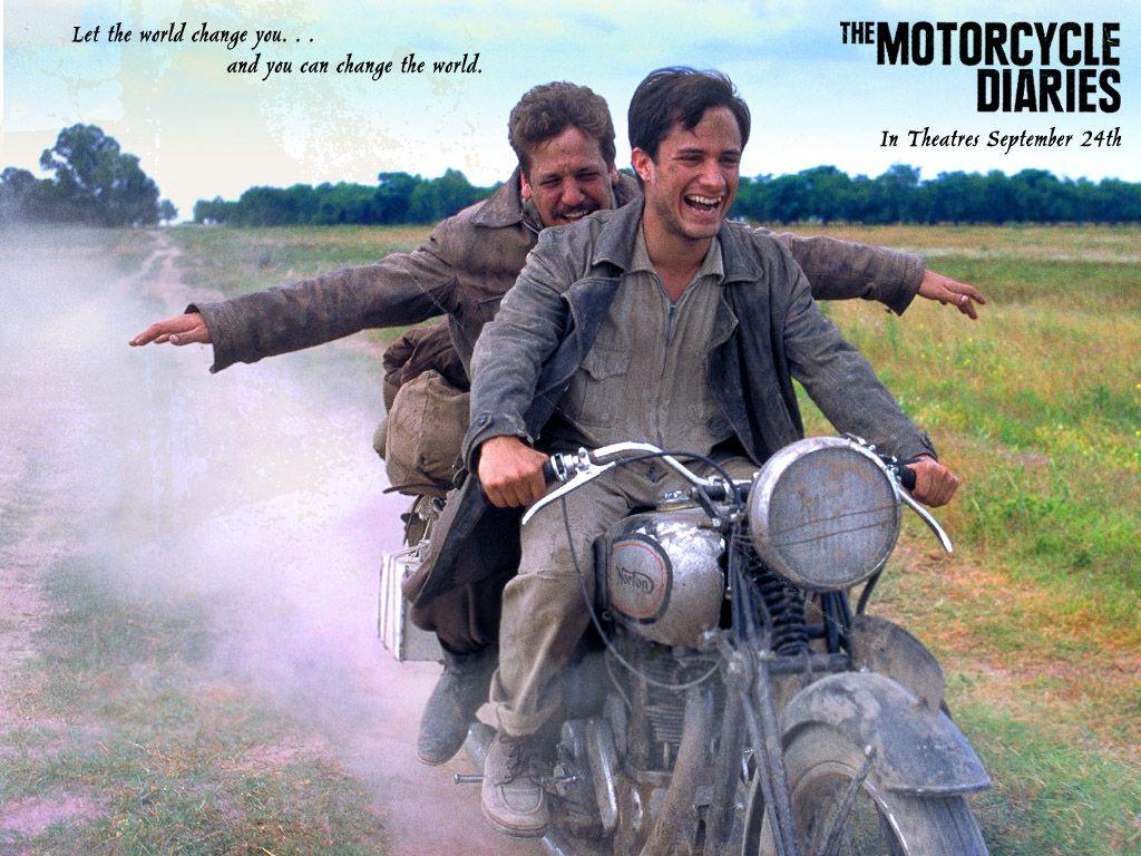Motorcycle Diaries Diary Movie Travel Movies Movies Worth Watching