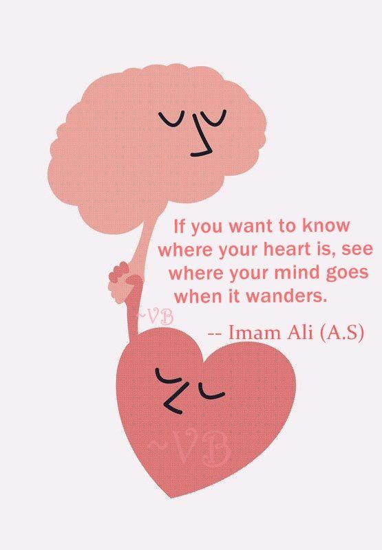 — Imam Ali (AS) Saying.