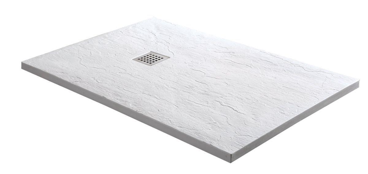 Piatto doccia rettangolare in marmoresina Spedizione ed iva ...