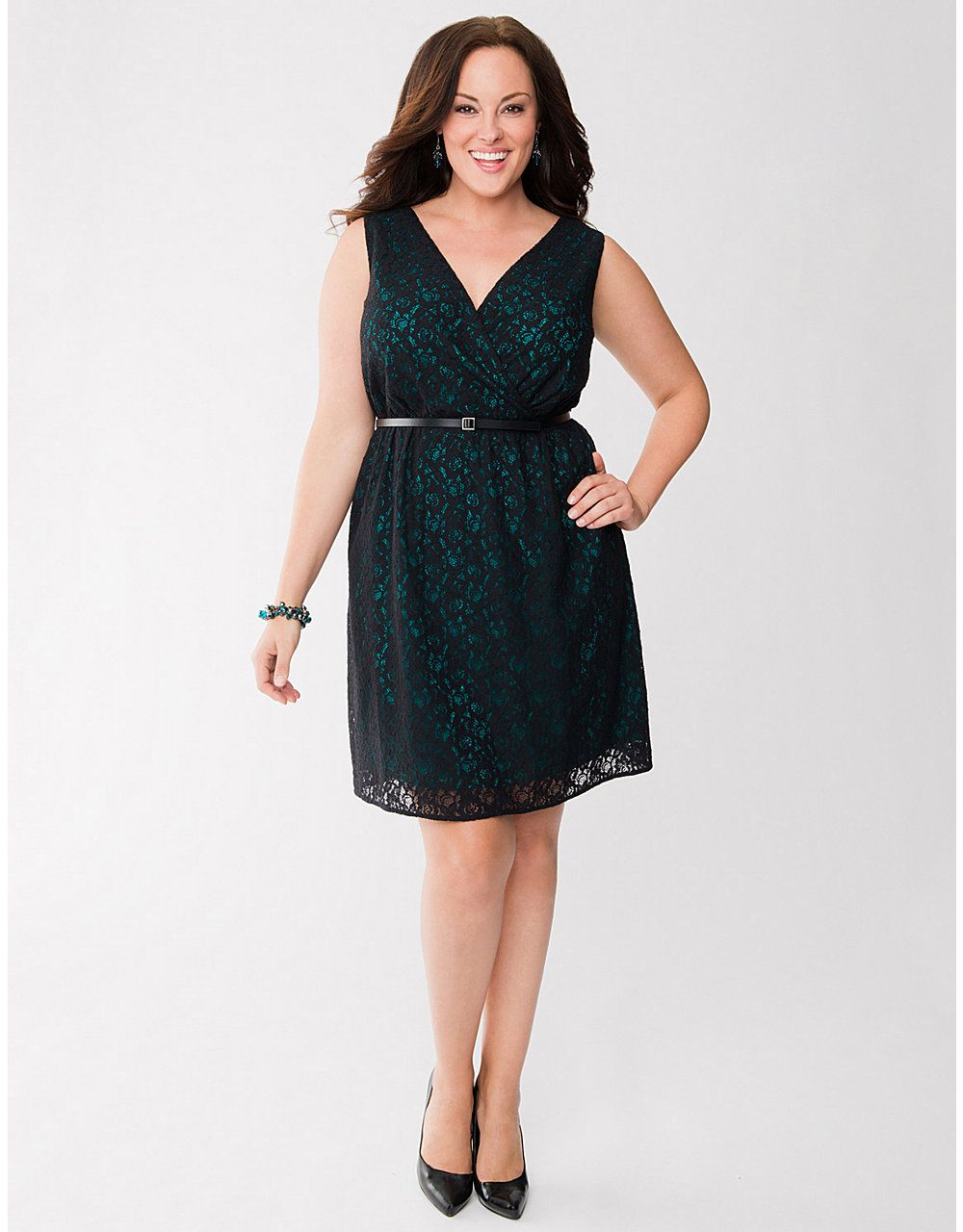 Full Figured Dressy Dresses