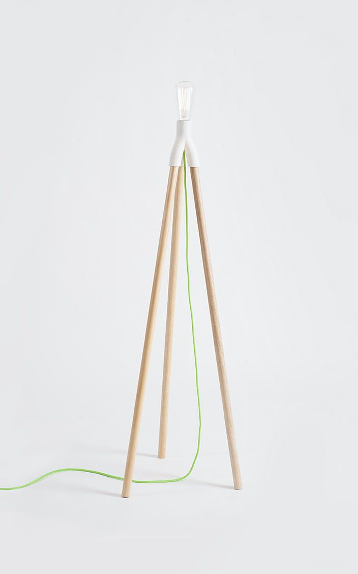 1 | Nifty Device Can Turn Broom Handles Into Lamps | Co.Design | business + design