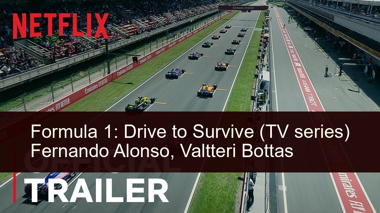 Formula 1 Drive to Survive (TV series) in 2020 Formula