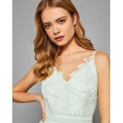 Photo of Dress With Lace Peplum Ted BakerTed Baker