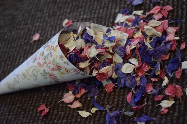 Mummy Memories ❤: The Real Flower Petal Confetti Company Review