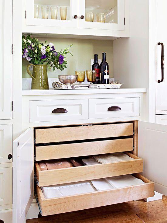 Kitchen Organization Storage Tips Kitchen Remodel Kitchen