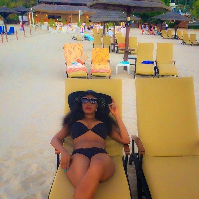 Image result for Chika Ike in bikini