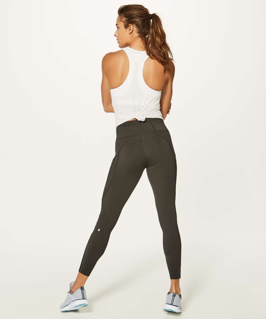 5854414fa0dd37 Lululemon Fast & Free 7/8 Tight II *Nulux 25