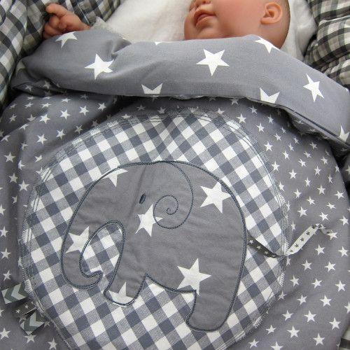 Bettwäsche fürs Baby | Sewing | Pinterest | Nähen, Nähen baby und Baby