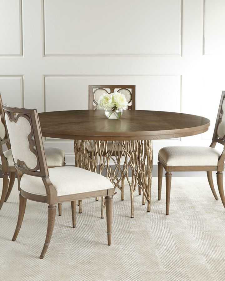Holly Springs Dining Table u0026 Linen Clover