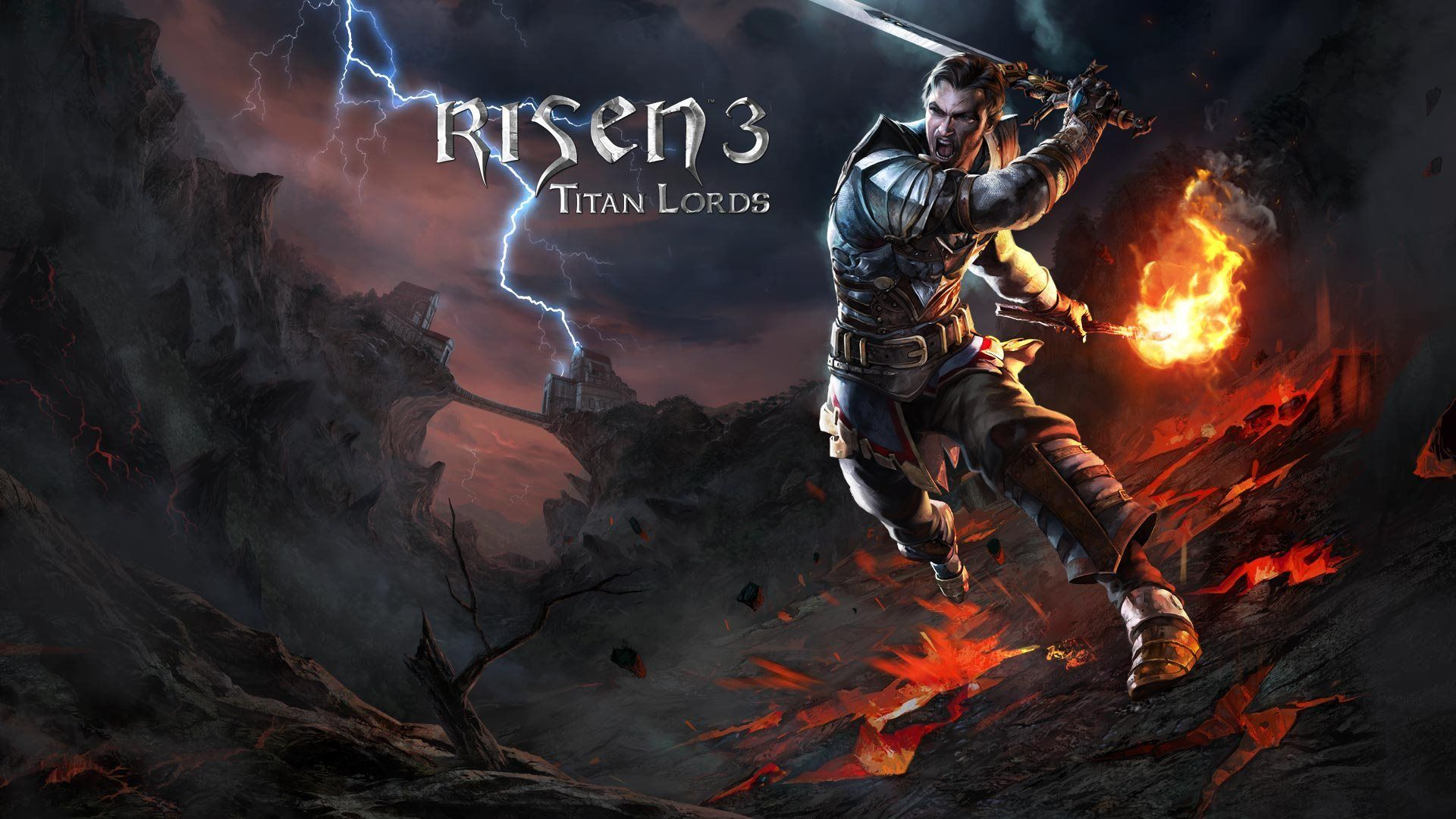 Risen 3 Titan Lords Wallpaper Game Hd Wallpapers Lord Games