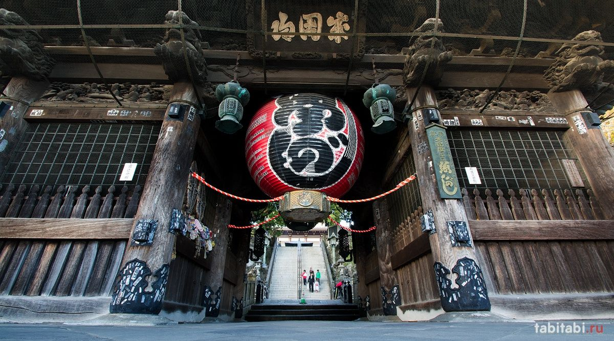 """Унаги, храм и золотой дракон""  http://tabitabi.ru/photostory/trip_to_Narita.html"