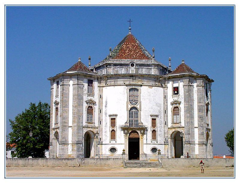 Senhor da Pedra Church-Obidos_Portugal