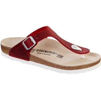 0dc7c25ad267 Žabky-Zdravotní obuv Birkenstock Gizeh - Maritim Red více naleznete na   http