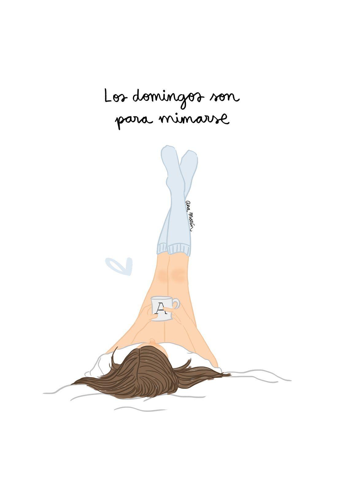 Ana Marin Ilustraciones Cómo Papá Noel Me Empujó A