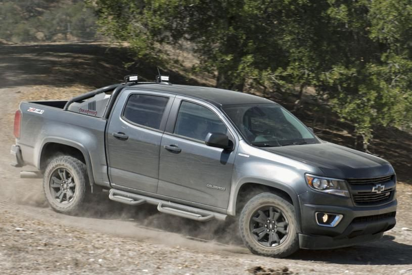 All new 2015 Chevrolet Colorado Hanner Chevrolet