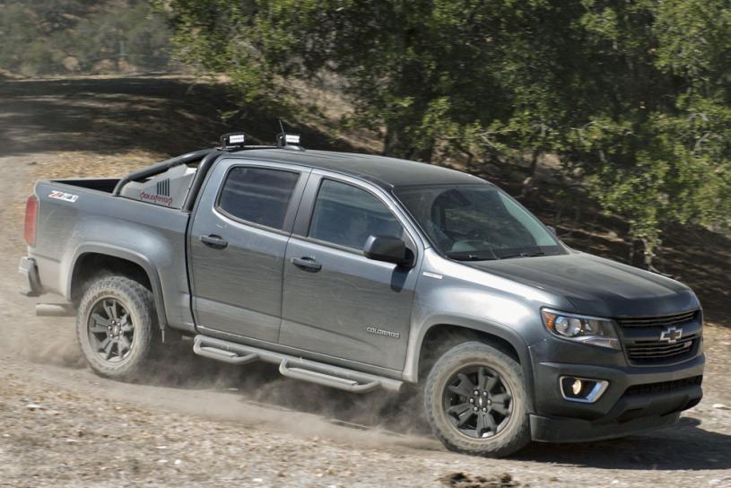 All new 2015 Chevrolet Colorado Hanner Chevrolet