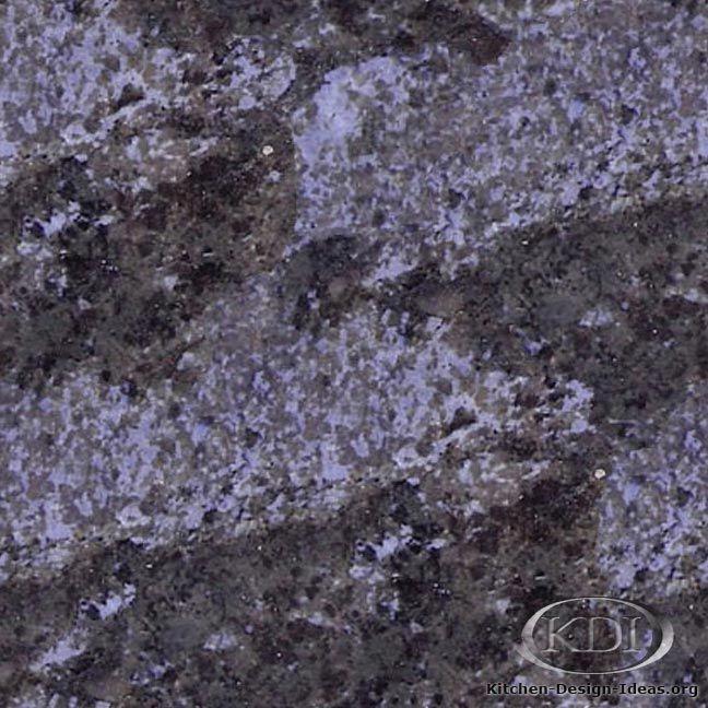 Bros Blue Granite Kitchen Countertop Ideas Popular Kitchen Designs Blue Granite Shaker Kitchen Design