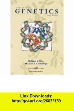 Concept of genetics book pdf