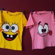lavar Impulso Pronunciar  Camiseta Bob Esponja | Camisetas de personagens, Camisetas engraçadas,  Camisetas casal