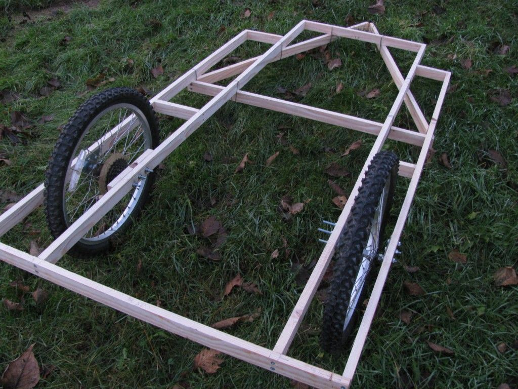 Bike Camper Trailer Bicycle Camper Trailer Roof On 1 Photo This Photo Was Uploaded