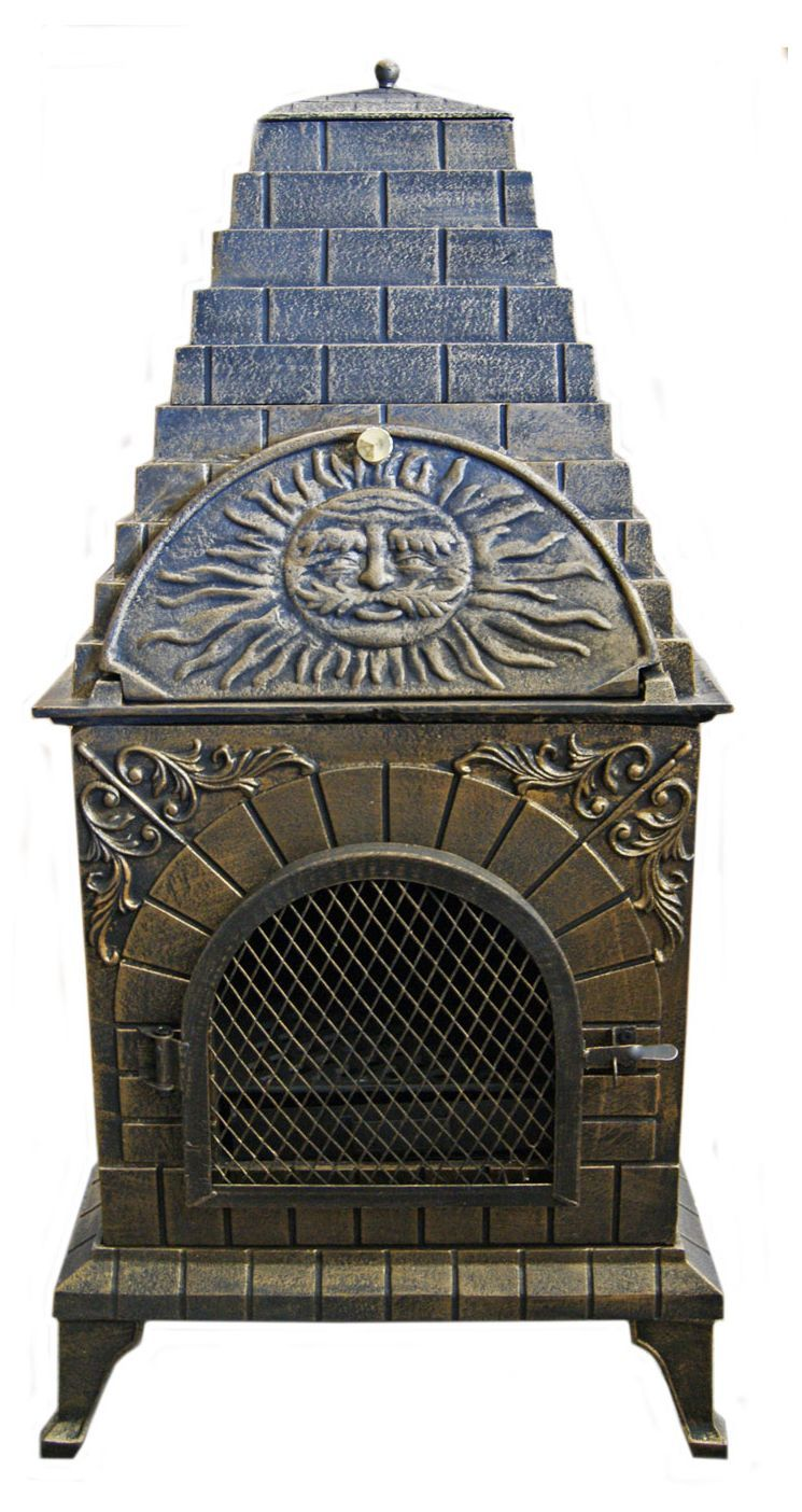aztec allure pizza oven outdoor fireplace food pinterest