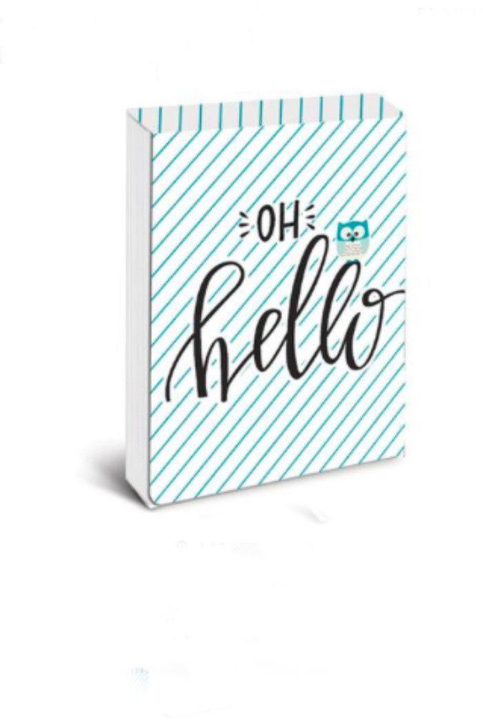 Oh Hello Notepad