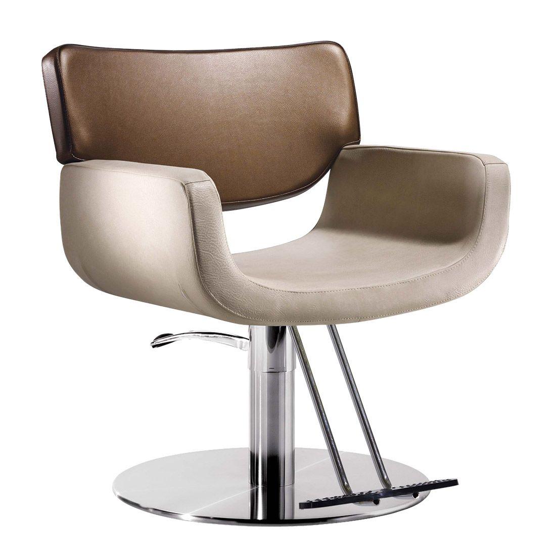 Salon reception chairs - Salon Ambience Sh90 Quadro Modern Styling Chair