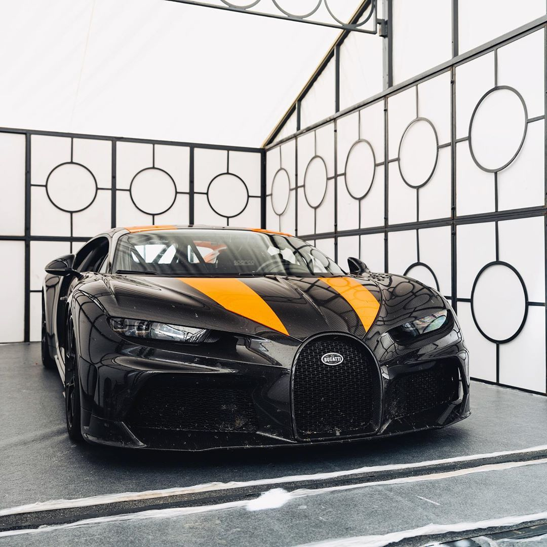 Bugatti Chiron Supersport Rendered As 300 Mph Monster