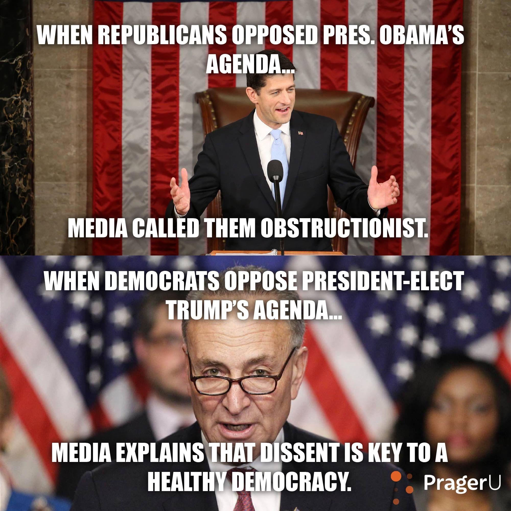 Boom Medias Shameless Partisan Hypocrisy Perfectly Exposed