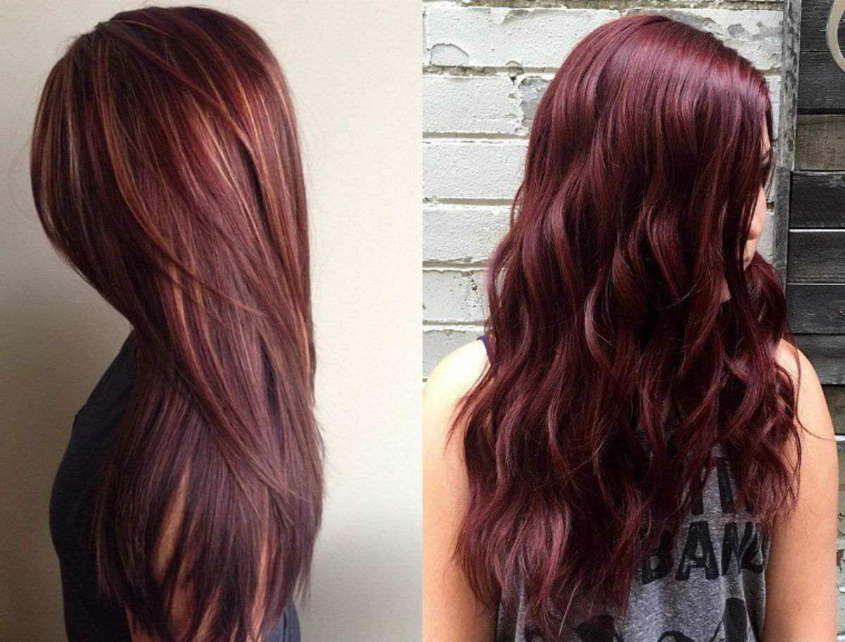 The Ultimate Guide To Red Hair Color Shades 2017 Hairdrome