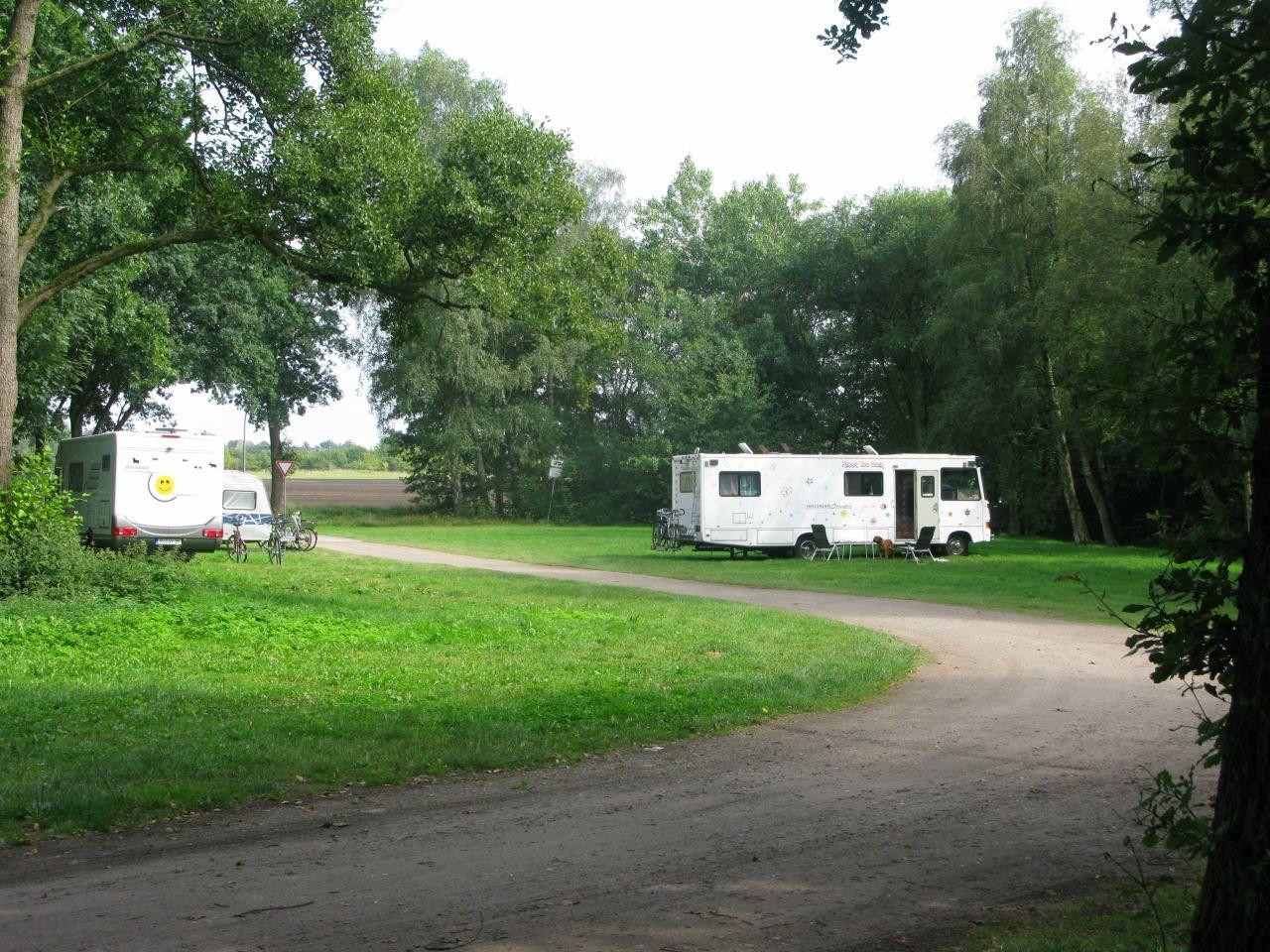 Gratis Wohnmobil Stellplatz, Lüneburger Heide 🙂 – MojoBusLife