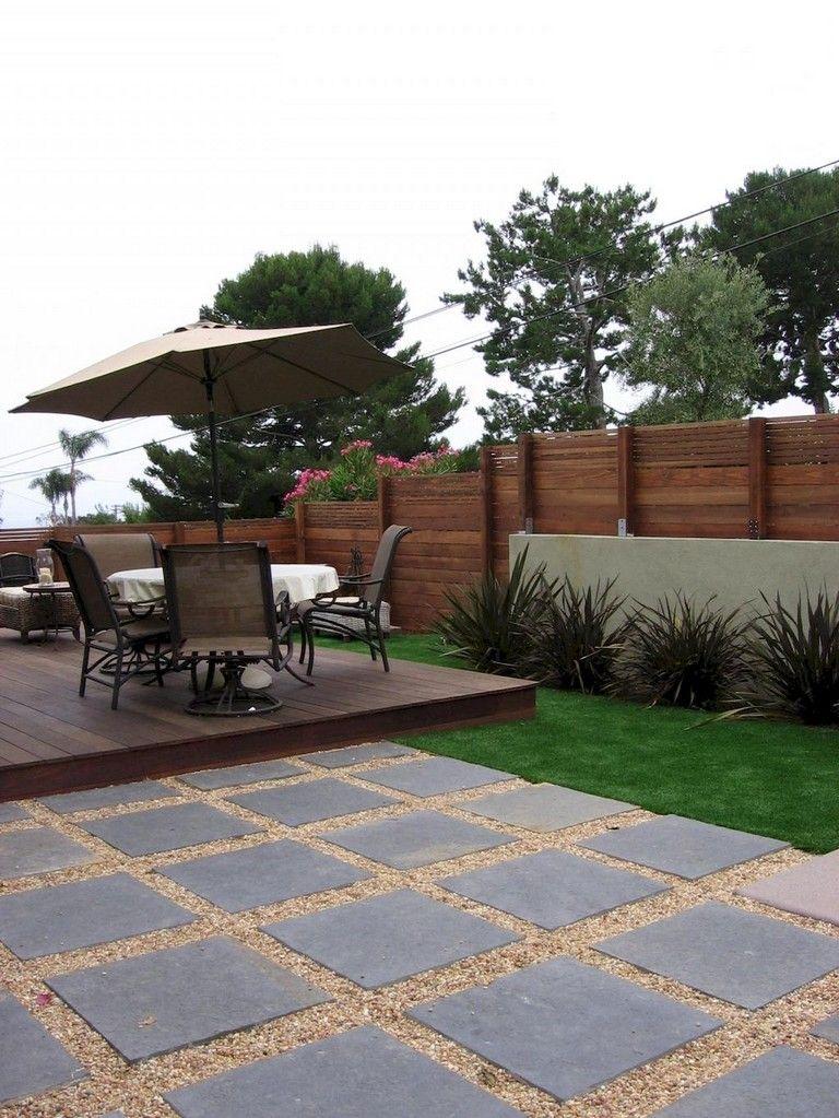 55 Beautiful Wooden Deck Design Ideas Furniture Pinterest